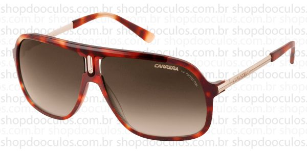 c4872d50d4d43 Óculos de Sol Carrera - Carrera 40 - 64 12 908SH no Shop do Óculos