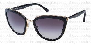 Oculos de Sol Dolce & Gabbana- DG2113 57*19 – 1150/8G