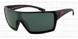 Óculos de Sol Evoke - Bionic Beta - Black Matte Green Polarized