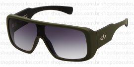 782fff8a28ecf Óculos de Sol Evoke - Evoke Amplifier Black Army Grilamid Silver Gray  Gradient