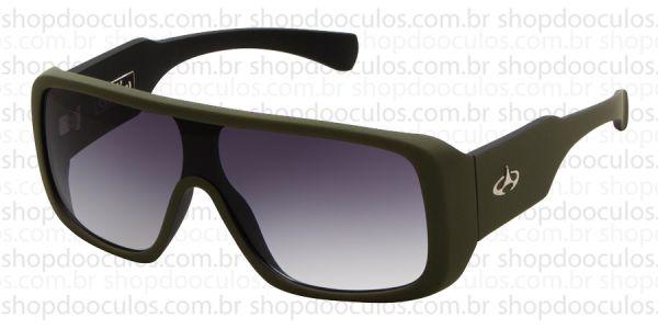d89ddde09ef2b Óculos de Sol Evoke - Evoke Amplifier Black Army Grilamid Silver Gray  Gradient