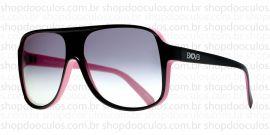 efc0931837a15 Óculos de Sol Evoke - Evoke Evk 04 Pink Grilamid Silver Gray Gradient