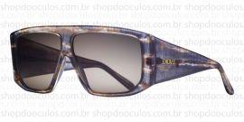 7be0e125e0e47 Óculos de Sol Evoke - Evoke Juliana Jabour Crystal Silver Gray Gradient -  Limited Edition