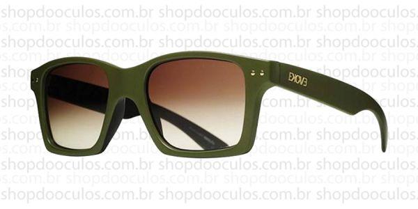 Óculos de Sol Evoke - Evoke Trigger Black Army Gold Brown Gradient ... 117893c3f0