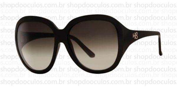 15bb304c886a5 Óculos de Sol HB - Lana - Gloss Black no Shop do Óculos