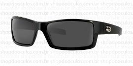 a6433dd9cba2b Óculos de Sol HB - Riot - Gloss Black Gray - Polarized