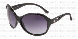 Óculos de Sol HB - Twin-Set - Gloss Black b178ced5dc