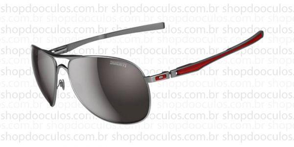Óculos de Sol Oakley - Ducati Plaintiff - 4057 -61 15 08 no Shop do ... 37ce383524