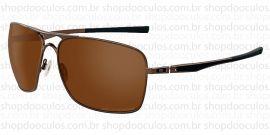 Óculos de Sol Oakley - Plaintiff - OO4063 - 06 Polarized dd6b43d5f4