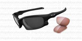 Óculos de Sol Oakley - Split Jacket - 9099 - 61 18 - 01 598a8a6d9f