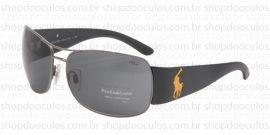 Óculos de Sol Polo Ralph Lauren - 3042 64*15 - 9002/87