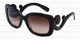 Óculos de Sol Prada - SPR27O 54*19 - 2AU-6S1