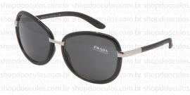 Óculos de Sol Prada - SPR62L 58*17 - 6BA-1A1