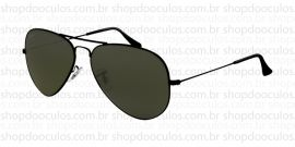 Óculos de Sol Ray Ban - Polarized - RB3025 - 58*14 002/58