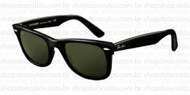 Óculos de Sol Ray Ban - RB2140 50*22 901 WAYFARER