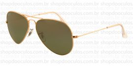 Óculos de Sol Ray Ban - RB3025 55*14 001/M4 Polarized
