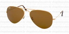 Óculos de Sol Ray Ban - RB3025 - 58*14 001/33