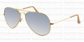 Óculos de Sol Ray Ban - RB3025 - 58*14 001/3F