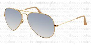 Oculos de Sol Ray Ban - RB3025 - 58*14 001/3F