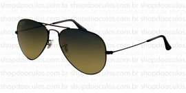 Óculos de Sol Ray Ban - RB3025 58*14 002/76 Polarized