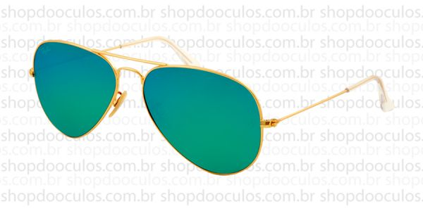 Óculos de Sol Ray Ban - RB3025 58 14 112 19 no Shop do Óculos 39f9c4d451