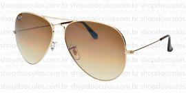 Óculos de Sol Ray Ban - RB3025 58*14 001/51