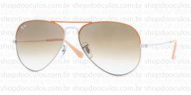 Óculos de Sol Ray Ban - RB3025 58*14 071/51 Aviator