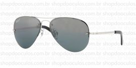 Óculos de Sol Ray Ban - RB3449 59*14 003/82 Polarized