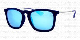Óculos de Sol Ray Ban - RB4187 54*18 6081/55