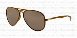 Óculos de Sol Ray Lite Force Polarizado - RB4180 882/82
