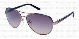 eed8c6d7f Óculos de Sol Victor Hugo - SH1196 - 58*14 08FE