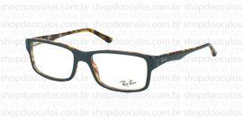 Óculos Receituário Ray-Ban - RB5245 - 54*17 5221