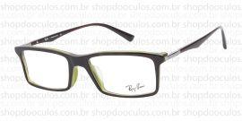 Óculos Receituário Ray-Ban - RB5269 - 53*17 2383