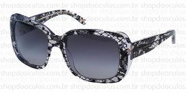 Óculos de Sol Dolce & Gabbana- DG4101 54*19 – 1901/8G