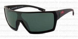 Oculos de Sol Evoke - Bionic Beta - Black Matte Green Polarized