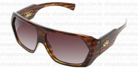 Óculos de Sol Evoke - Evoke Amplidiamond Speed Turtle Gold Brown Gradient