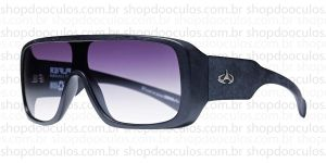 Oculos de Sol Evoke - Evoke Amplifier Black Eco Eco Silver Gray Gradient