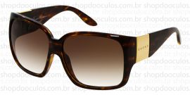 Óculos de Sol Evoke - Evoke Power Flower Turtle Grilamid Gold Brown Gradient