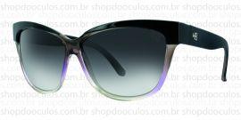 Óculos de Sol HB - Beatnick - Fade Black Lilas