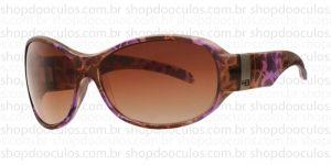Oculos de Sol HB - Bug - Pink Turtle