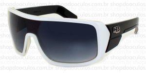 Oculos de Sol HB - Carvin - White Black