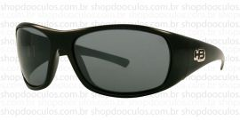 Óculos de Sol HB - FastBack - Gloss Black - Polarized