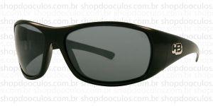 Oculos de Sol HB - FastBack - Gloss Black - Polarized