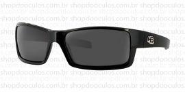 Óculos de Sol HB - Riot - Gloss Black Gray - Polarized