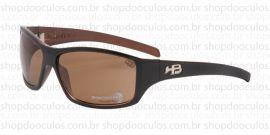 Óculos de Sol HB - Sleek Polarized - BlackGold