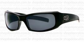 Óculos de Sol HB - V-Tronic - Matte Black Gray.