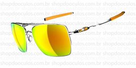 Óculos de Sol Oakley - Deviation - Chrome - 59*16