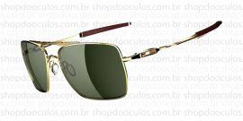 Óculos de Sol Oakley - Deviation - Gold - 59*16