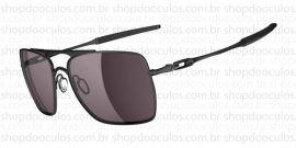 Óculos de Sol Oakley - Deviation - Matte Black - 59*16