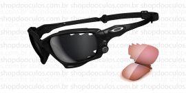 Óculos de Sol Oakley - Racing Jacket - 9171 - 04 62*18